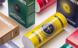 Packaging Rebranding for an Historic Company Selling Salt
