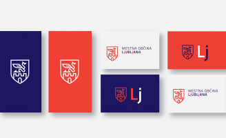 Rebranding The Coat of Arms And The Logo of The City of Ljubljana