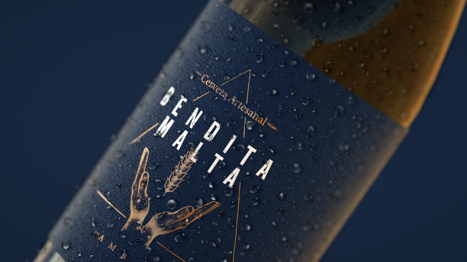 Bendita Malta Craft Beer