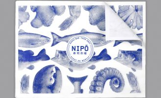 Project of Branding, Naming, Packaging and Point of Sale Design for Nipó