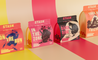Stash – Snacks So Good They're Criminal