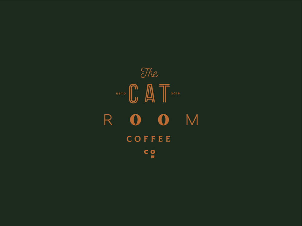 Vintage Brand For The Cat Room Coffee