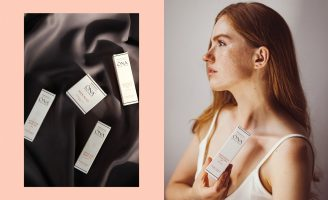 Packaging and Identity for Natural Cosmetics Brand