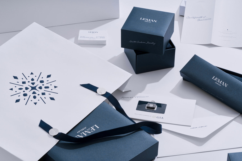 Leman Jewelry Vietnam Rebranding