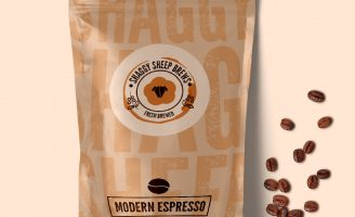 Concept Branding and Packaging Design for a Coffee Shop