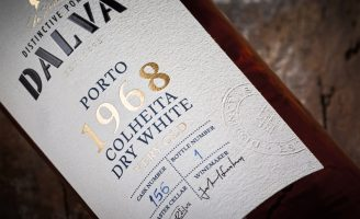 Porto Dalva Colheita 1968 Dry White Created by Omdesign