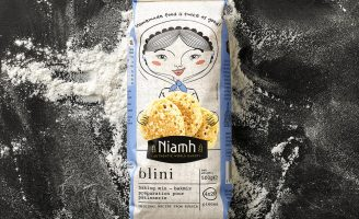 Brand and Packaging Design for Ethnic Baking Mixes