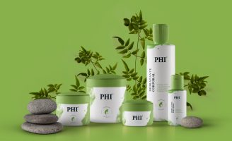 Proprietary Brand Development Project and Phi Cosmetic Labels