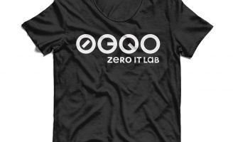 Brand Identity For A Cyber Security And Ethical Hacker Team Called Zero IT Lab