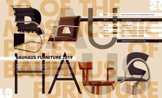 Bauhaus Furniture 2019