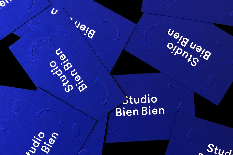 Studio Bien Bien Brand Identity