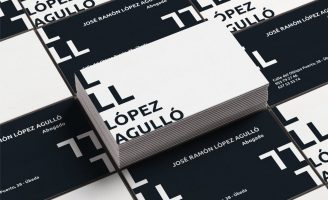 Renovated Branding for López Agulló