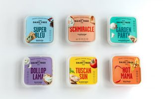 Brand and Packaging for Pure Foods Dairyffree Product Line