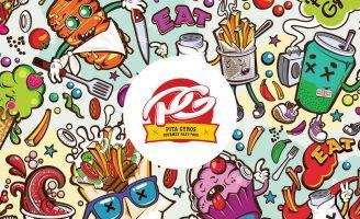 Creating Illustrations. Restaurant Branding Development