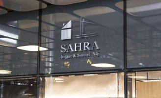 Corporate Branding for Sahra Construction & Trade Co.
