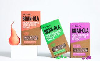 Onfire Design – Hubbards Bran-ola. This Aint Your Grandma's Bran!