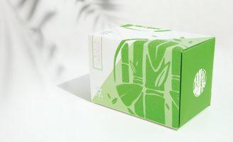 Jing Shi Floral Tea Bag
