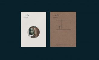 ctrl+f / web agency creates brand design for Be. Architecture