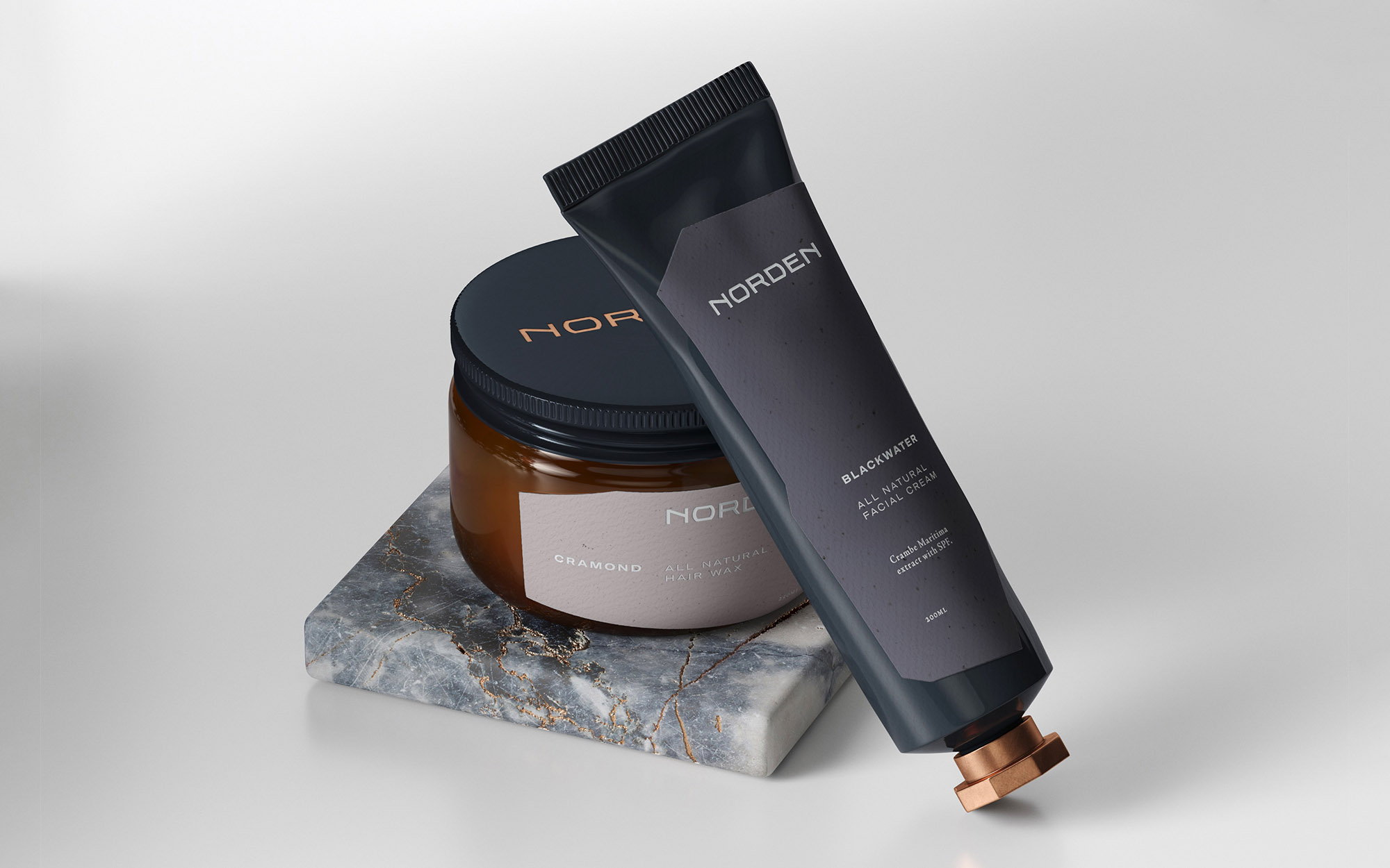 Norden Men's Grooming: Skincare Inspired by the Sea