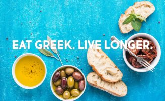 Greek Deli A Delicious Burst of Colors and Flavors!