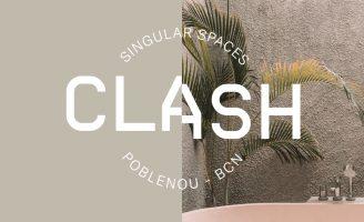 Agustin Diaz Bardelli Creator of CLASH Visual Identity
