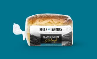 Double D Creative Creates a Fresh New Look for Bells of Lazonby Craft Bread
