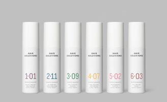 Paul Belford Ltd Creates Branding and Packaging for Hair Solutions New Personalised Haircare Range