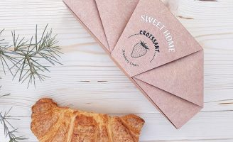 Croissant Packaging Design