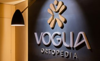 Voglia Orthopedics Visual Identity
