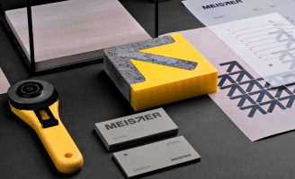 Brand Identity for an Employment Project MEISTER