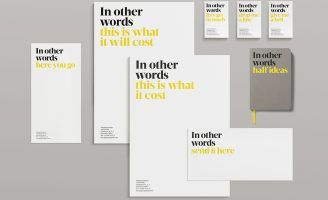 Brand Identity for In Other Words