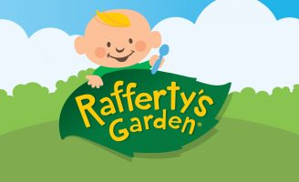 Modernise and Refresh of Rafferty's Garden Baby Food