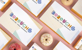 Jackdaw Design Unveils a New Delicious Brand Identity for London Doughnut Bakery