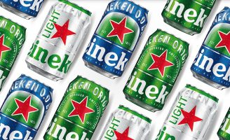 VBAT Creates New Packaging Design for Heineken