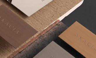 Agency Creates Rich Visuals for Boutique Wood Company