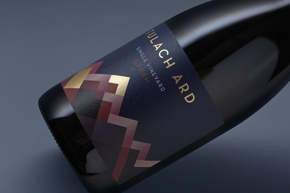 Brand Creation and Packaging Design for Single Vineyard Producer