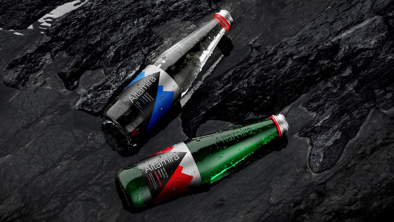 New Brand Design Mineral Water Altamira