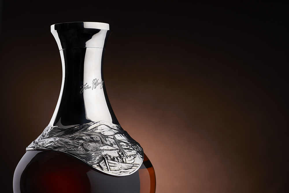 Blandy's Celebrates the 600YO of the Discovery of Madeira With Omdesign