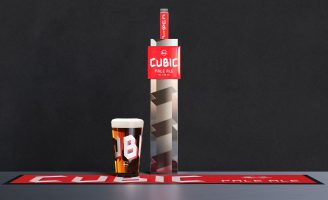 Bath Ales partners with Thirst Craft to create a launch new brand Cubic