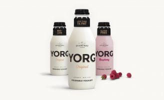 Brand and Packaging Design for Yorg
