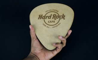 Hard Rock's `Pick (Sutdent Work)