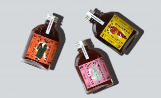Local Spirit Whisky Visual Identity Design