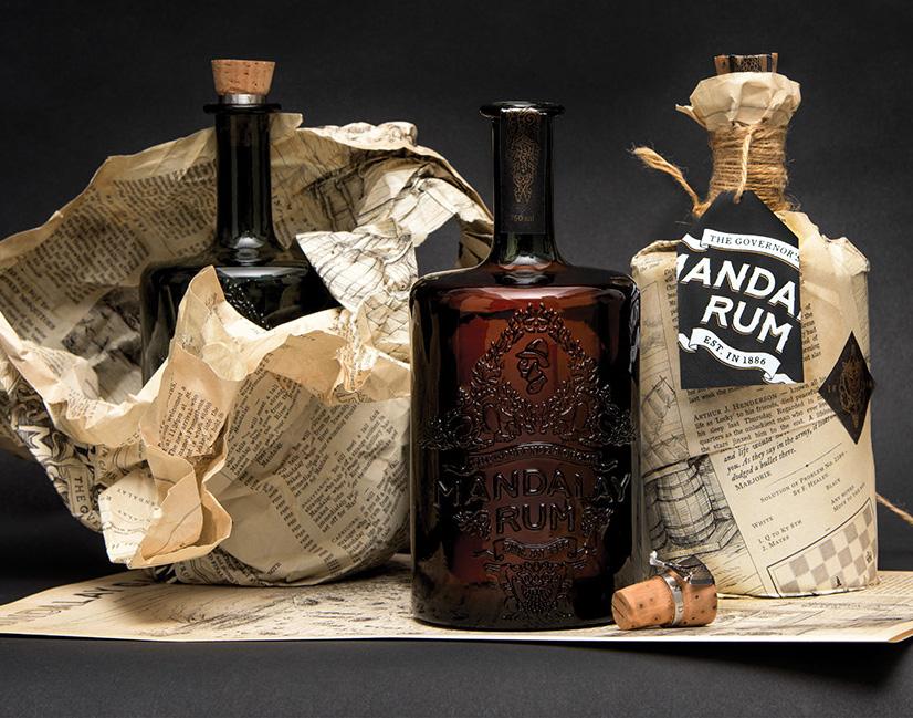 Mandalay Rum