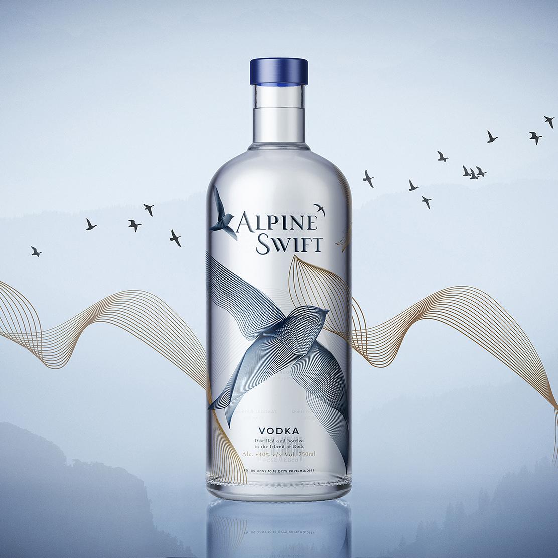 Alpine Swift Consumer Branded Product