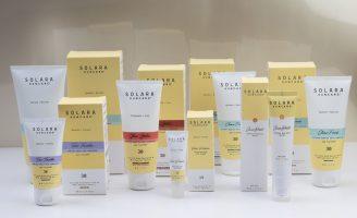 Brand Development & Packaging for Solara Suncare
