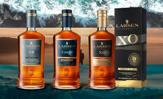 Maison Larsen New Range of Cognacs