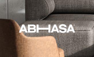 "Logo and Branding for ""abhasa"""