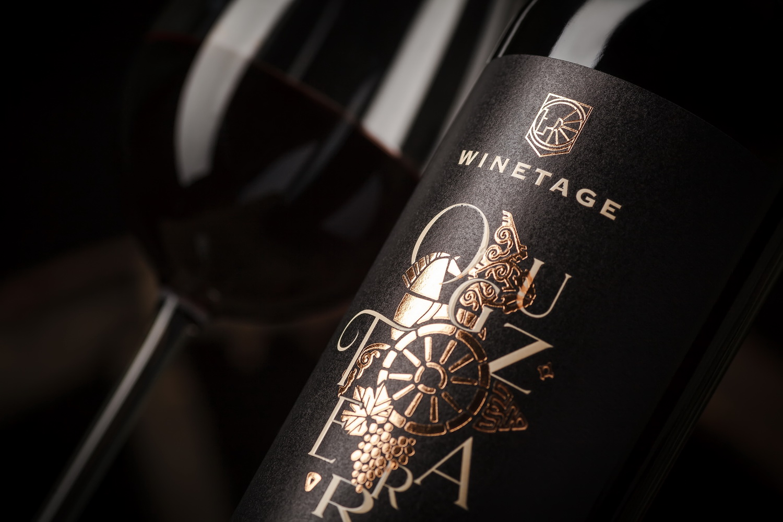 Gagauz Wine Label Design – Oguz Terra