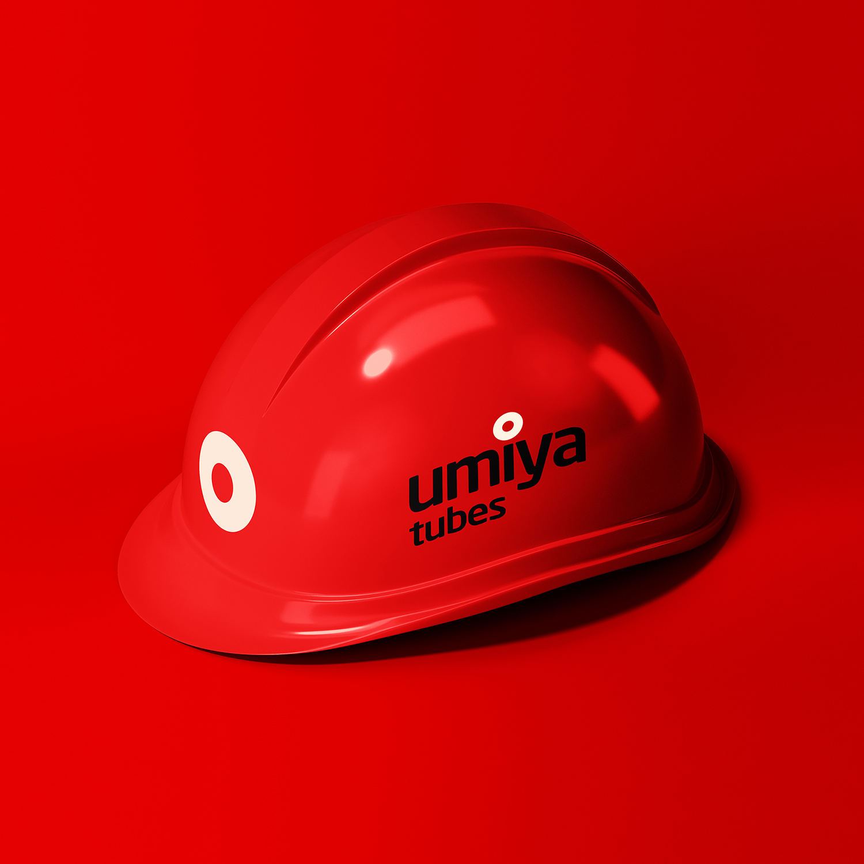 "Logo and Branding for ""Umiya Tubes"""