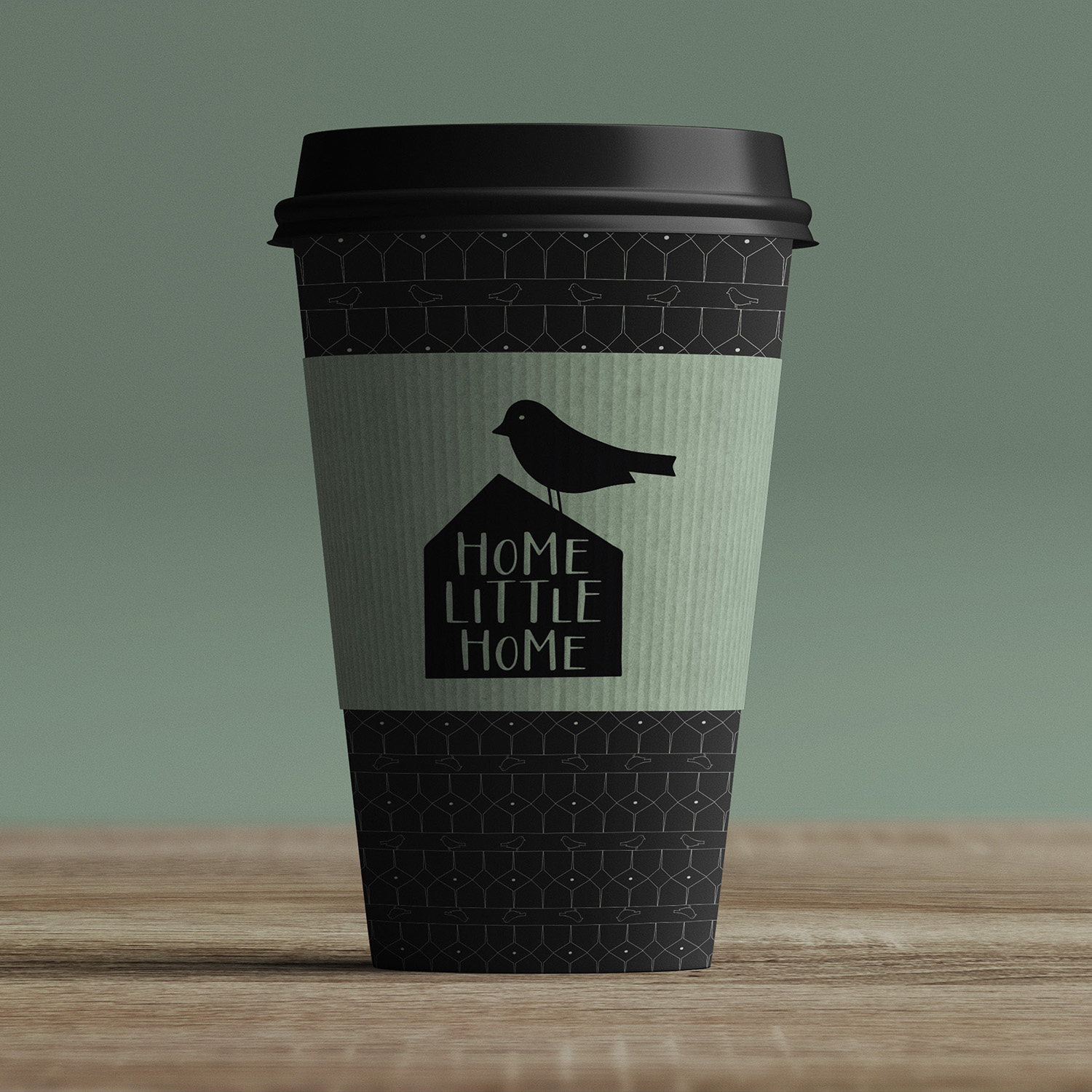 Themis Kalokerinos Design Creates New Brand Identity for a Cute Little Café